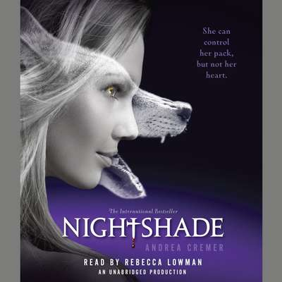 Nightshade Audiobook, by Andrea Cremer