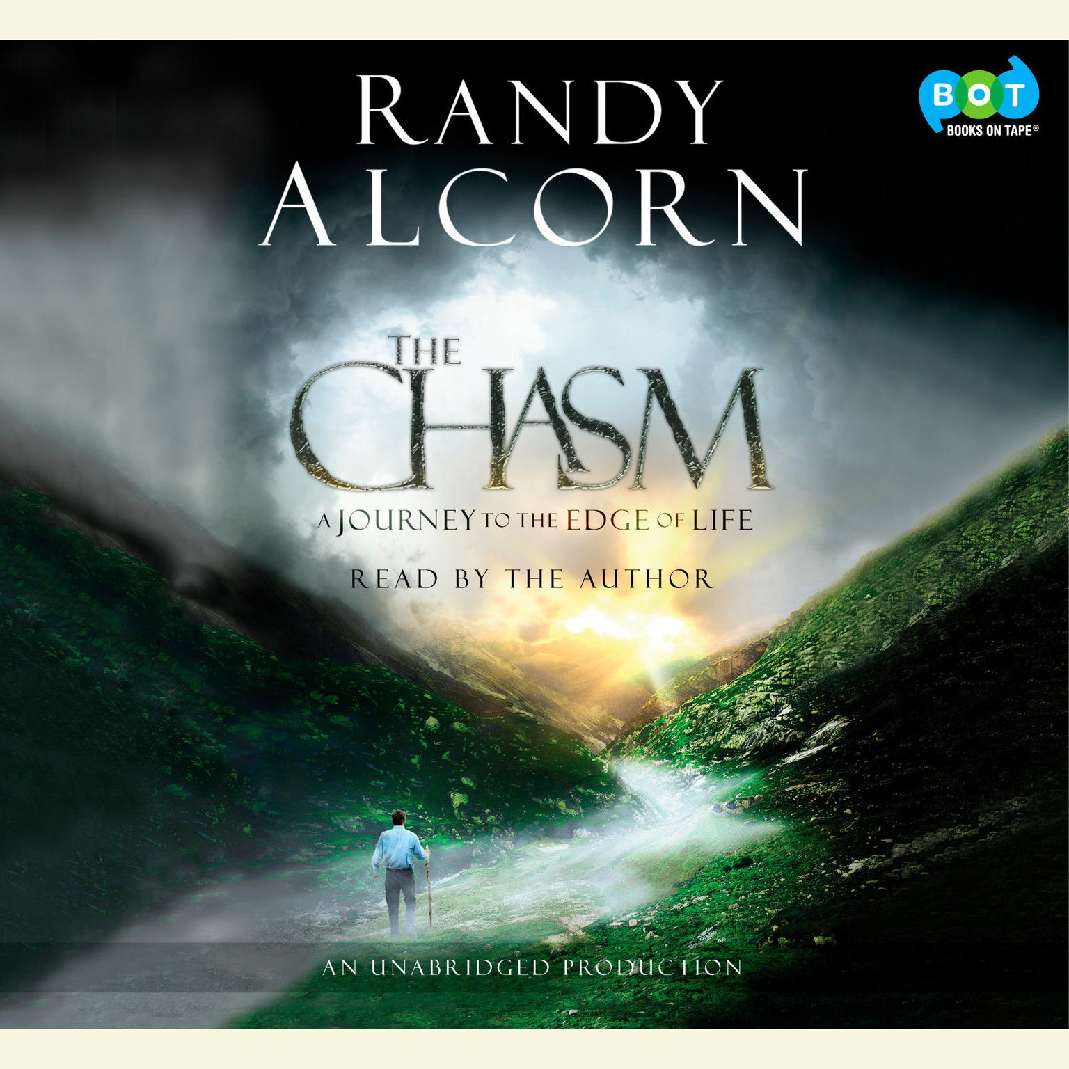 Printable The Chasm: A Journey to the Edge of Life Audiobook Cover Art