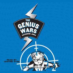 Genius Wars Audiobook, by Catherine Jinks