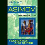 Foundation and Empire Audiobook, by Isaac Asimov