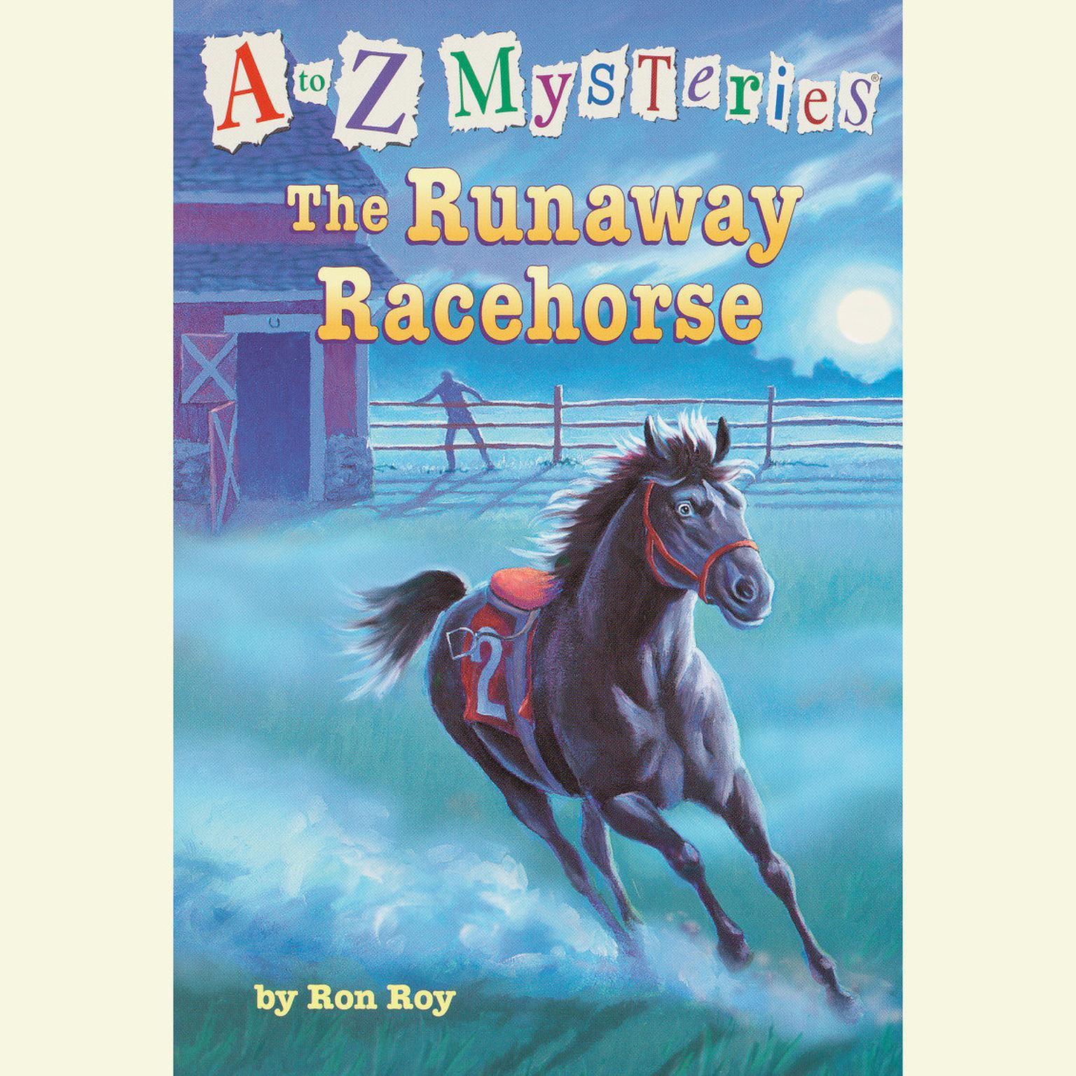 Printable The Runaway Racehorse Audiobook Cover Art