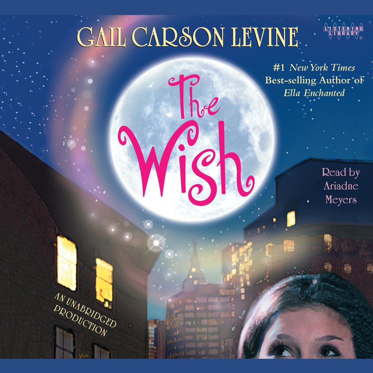 Printable The Wish Audiobook Cover Art