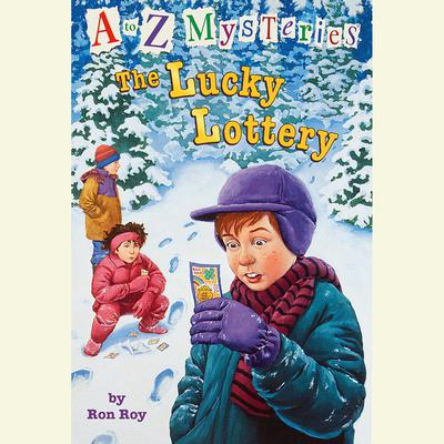 A to Z Mysteries: The Lucky Lottery Audiobook, by