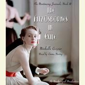 The FitzOsbornes in Exile Audiobook, by Michelle Cooper