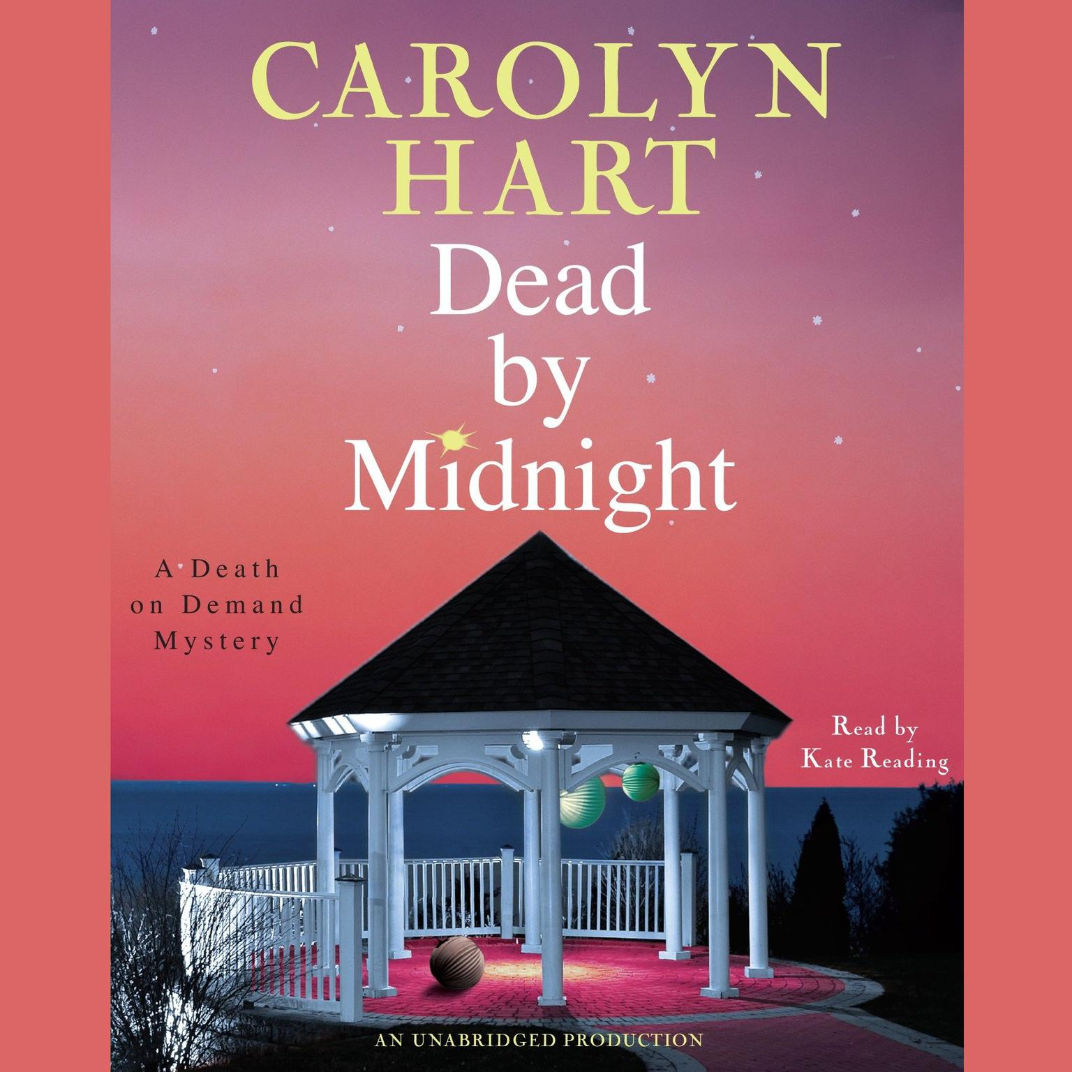Printable Dead by Midnight: A Death on Demand Mystery Audiobook Cover Art