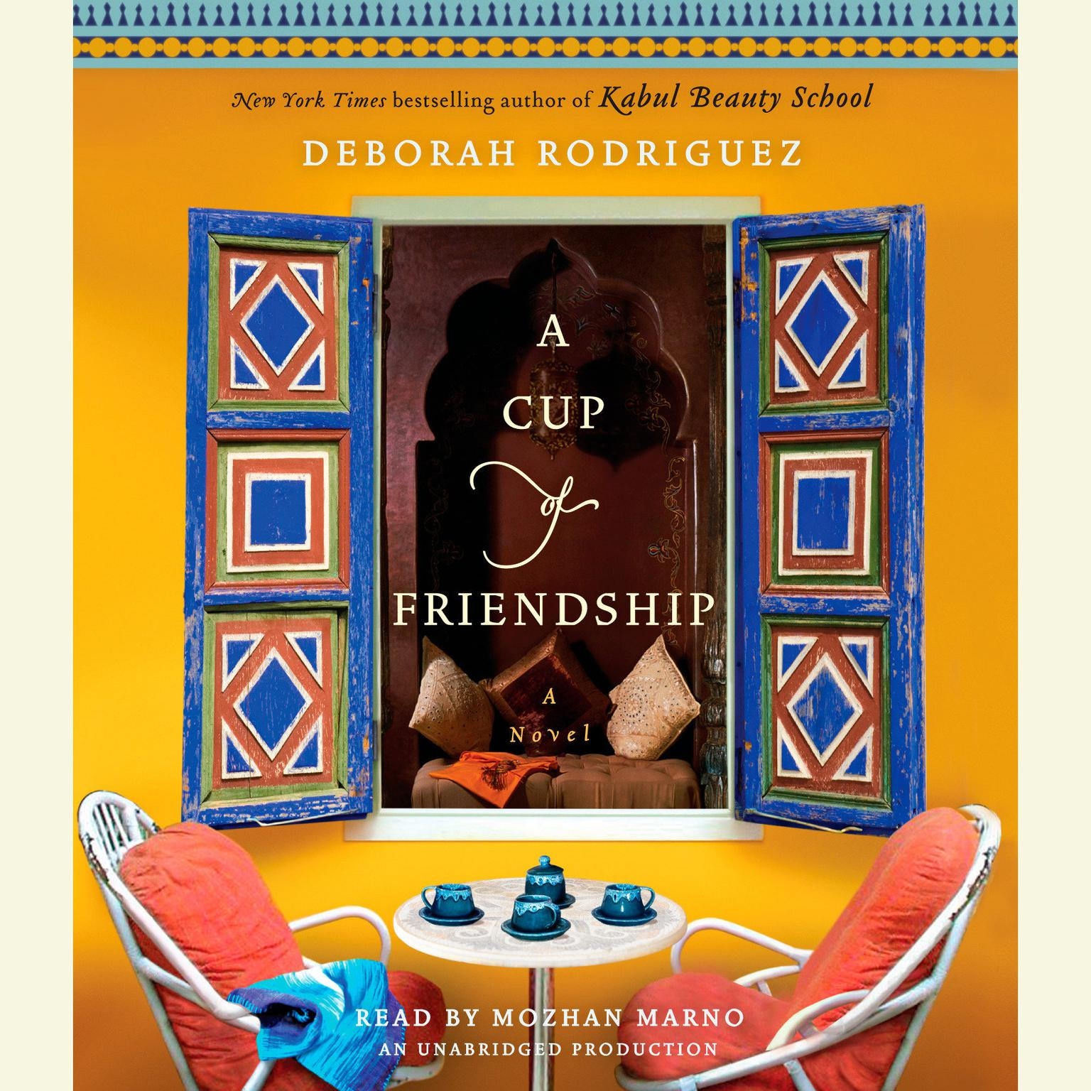 Printable A Cup of Friendship: A Novel Audiobook Cover Art