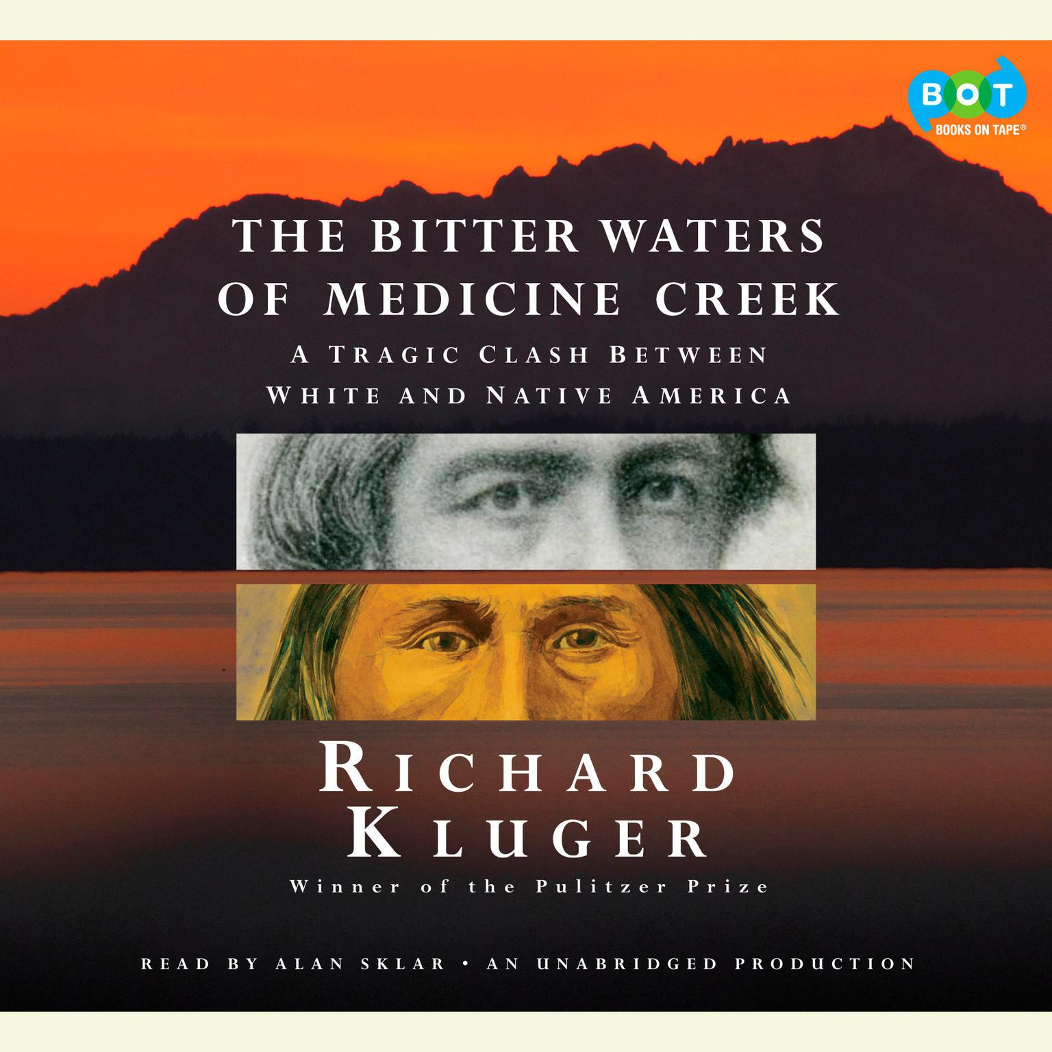 Printable The Bitter Waters of Medicine Creek: A Tragic Clash Between White and Native America Audiobook Cover Art