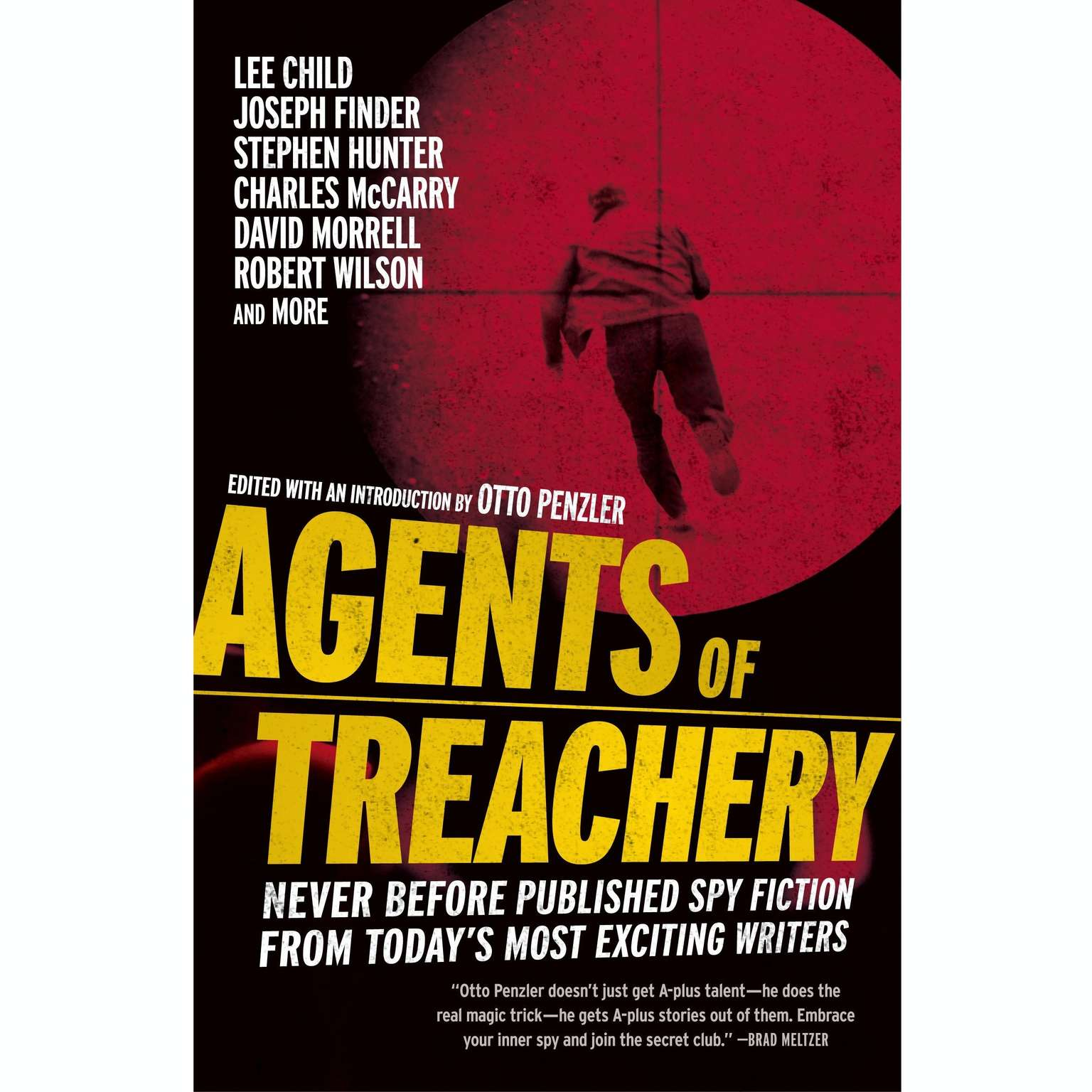 Printable Agents of Treachery Audiobook Cover Art