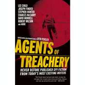 Agents of Treachery Audiobook, by Otto Penzler