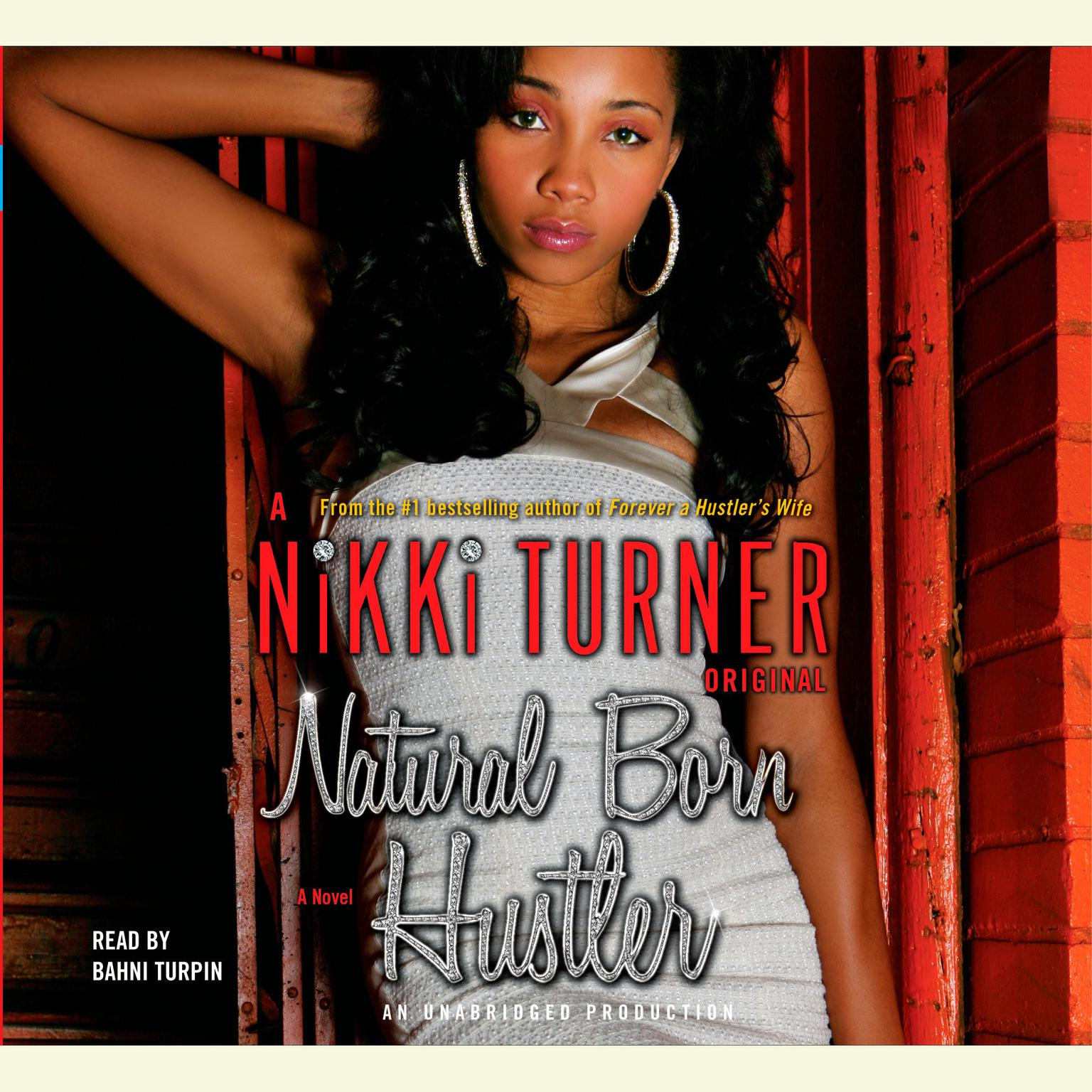 Printable Natural Born Hustler: A Novel Audiobook Cover Art