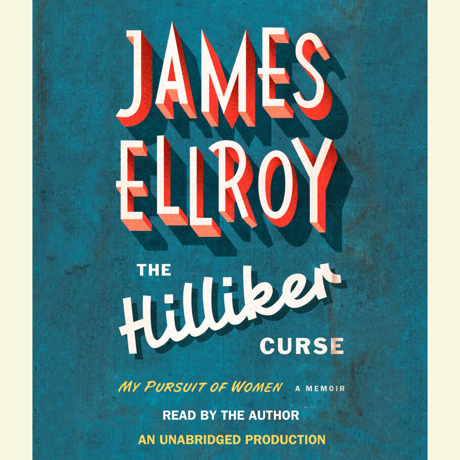 Printable The Hilliker Curse Audiobook Cover Art