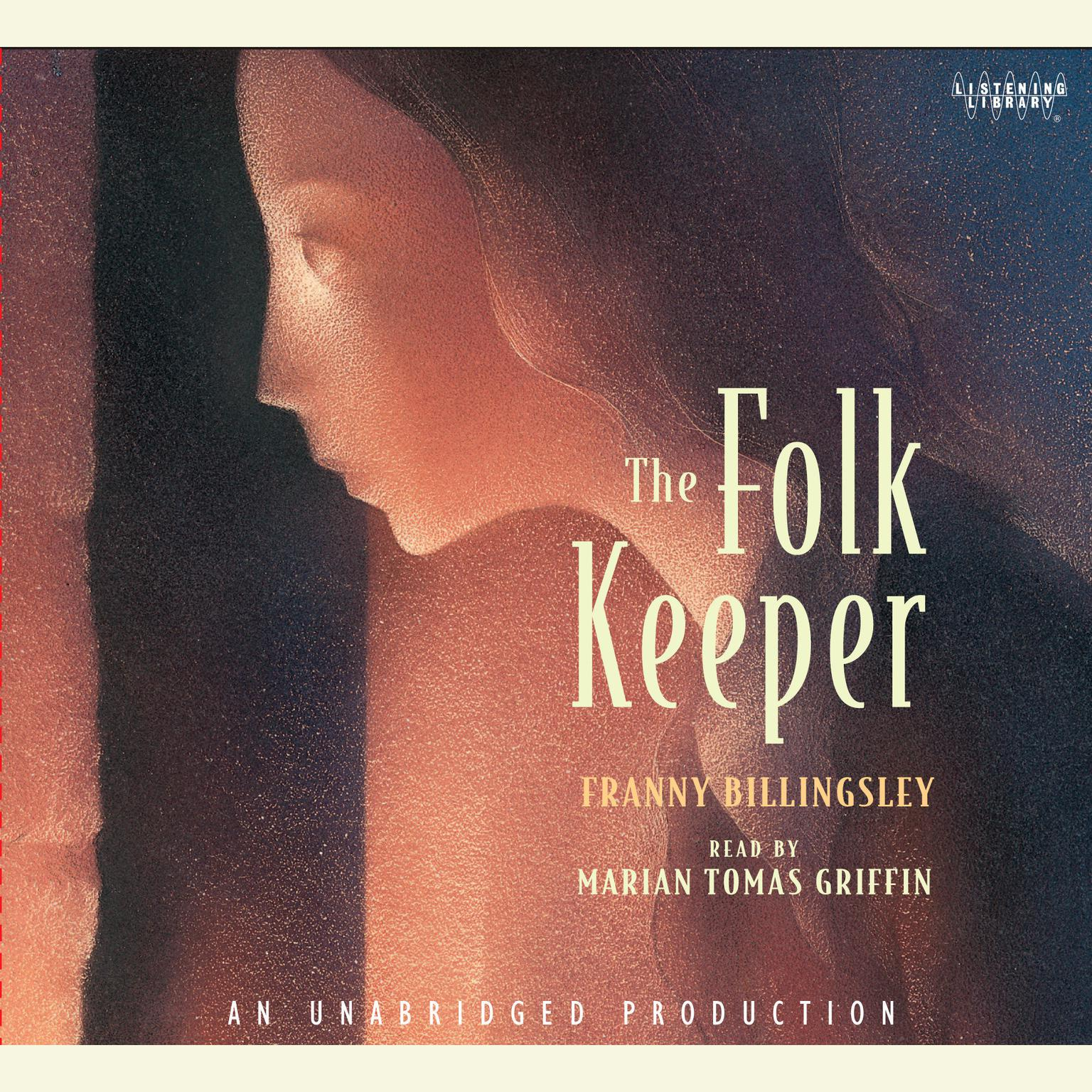 Printable The Folk Keeper Audiobook Cover Art