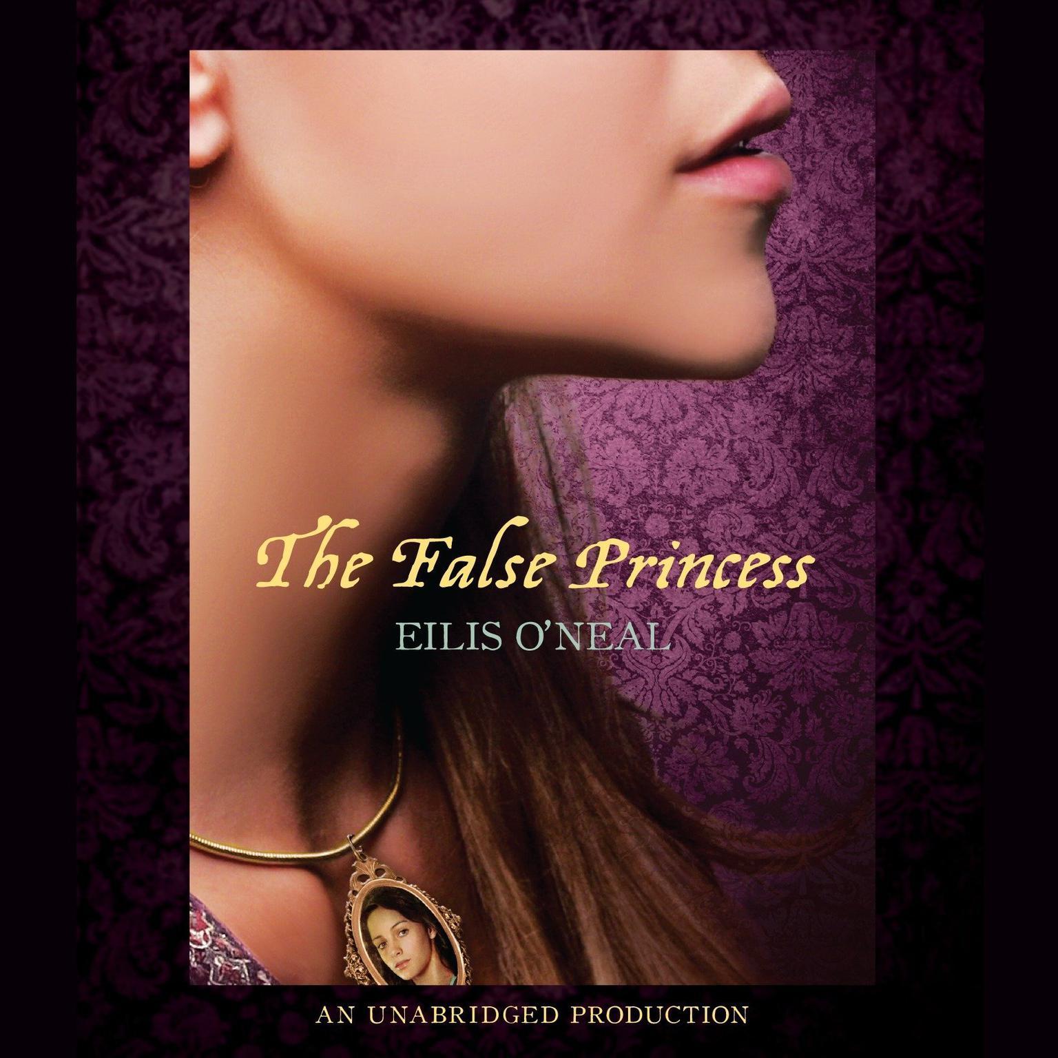 Printable The False Princess Audiobook Cover Art