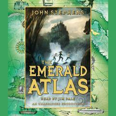 The Emerald Atlas Audiobook, by John Stephens