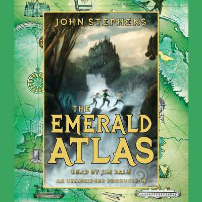 The Emerald Atlas Audiobook, by
