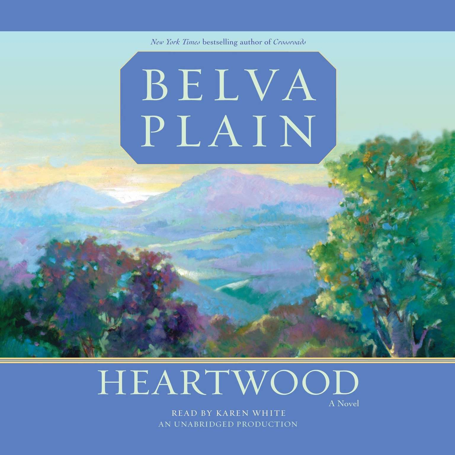 Printable Heartwood: A Novel Audiobook Cover Art