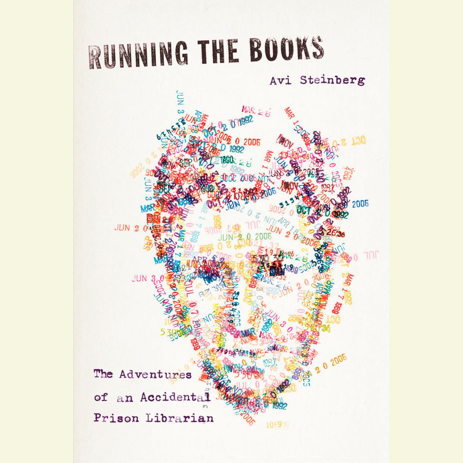 Printable Running the Books: The Adventures of an Accidental Prison Librarian Audiobook Cover Art