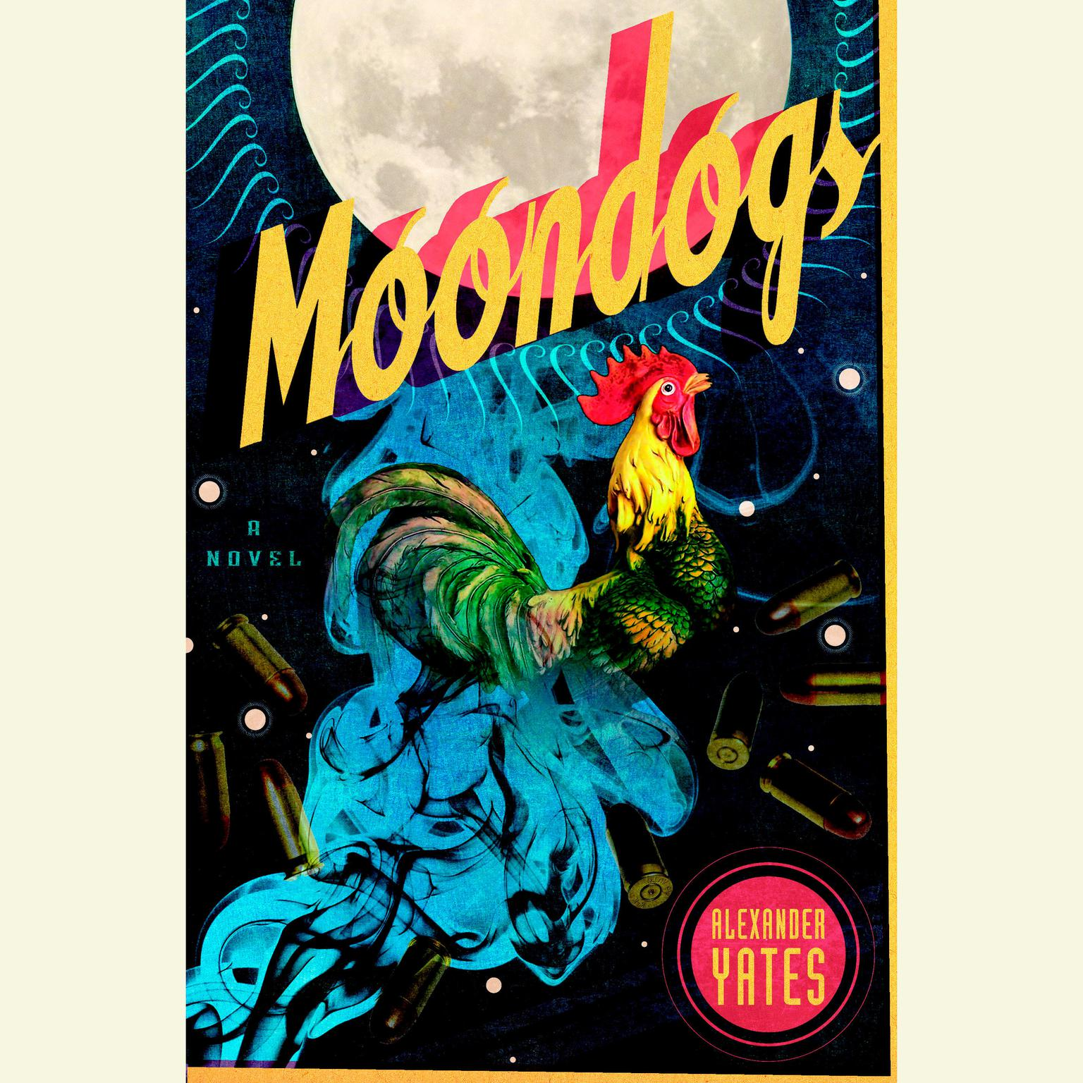 Printable Moondogs: A Novel Audiobook Cover Art