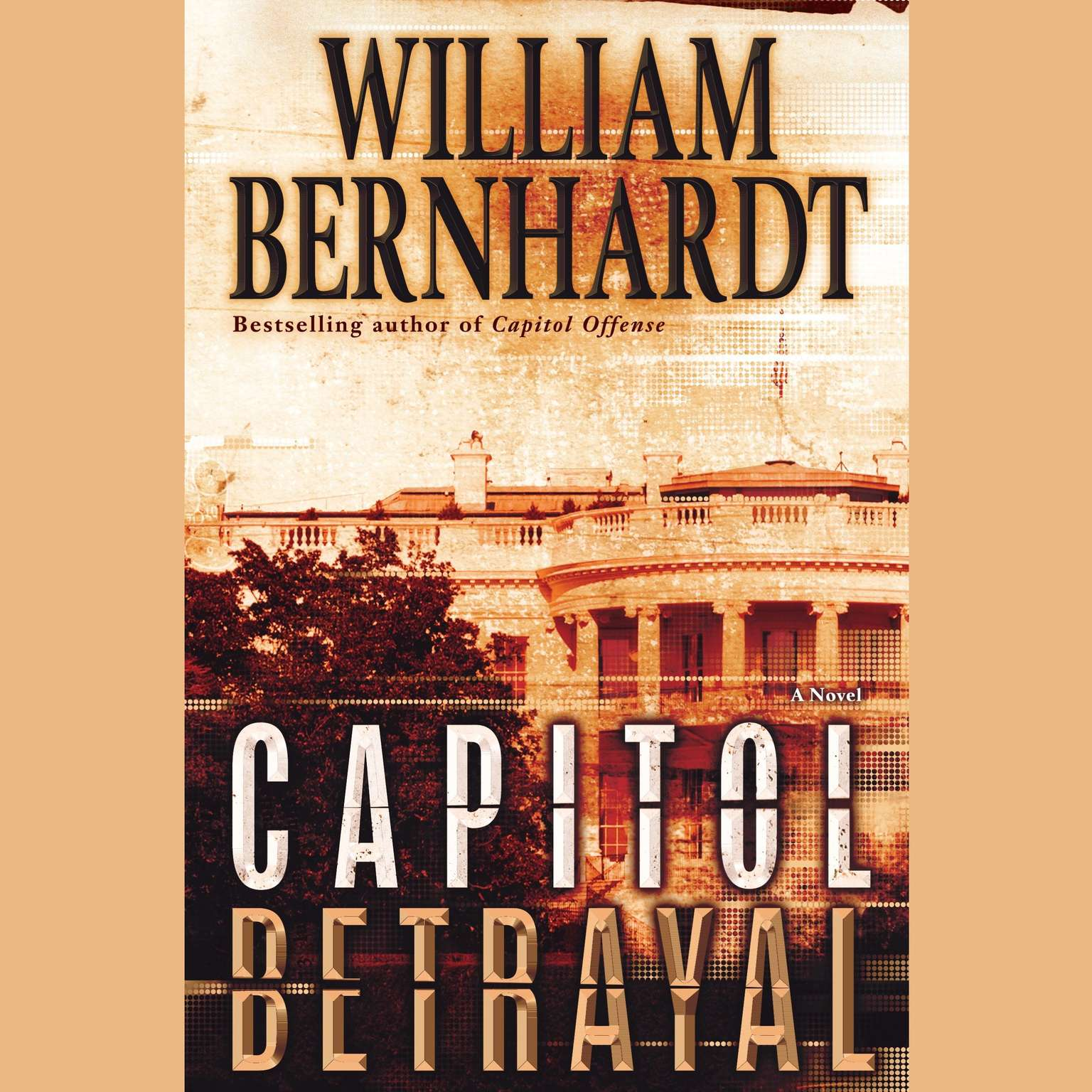 Printable Capitol Betrayal Audiobook Cover Art