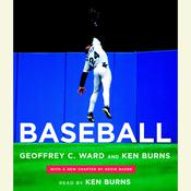 Baseball Audiobook, by Geoffrey C. Ward, Ken Burns