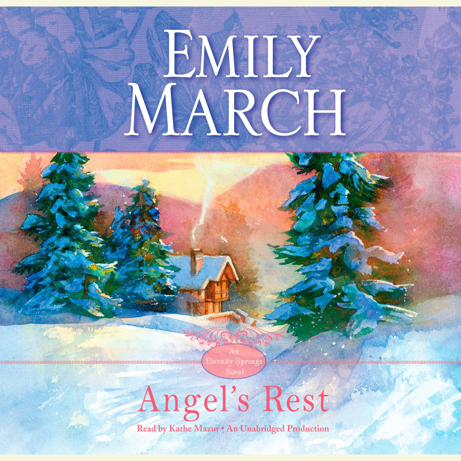 Printable Angel's Rest: An Eternity Springs Novel Audiobook Cover Art