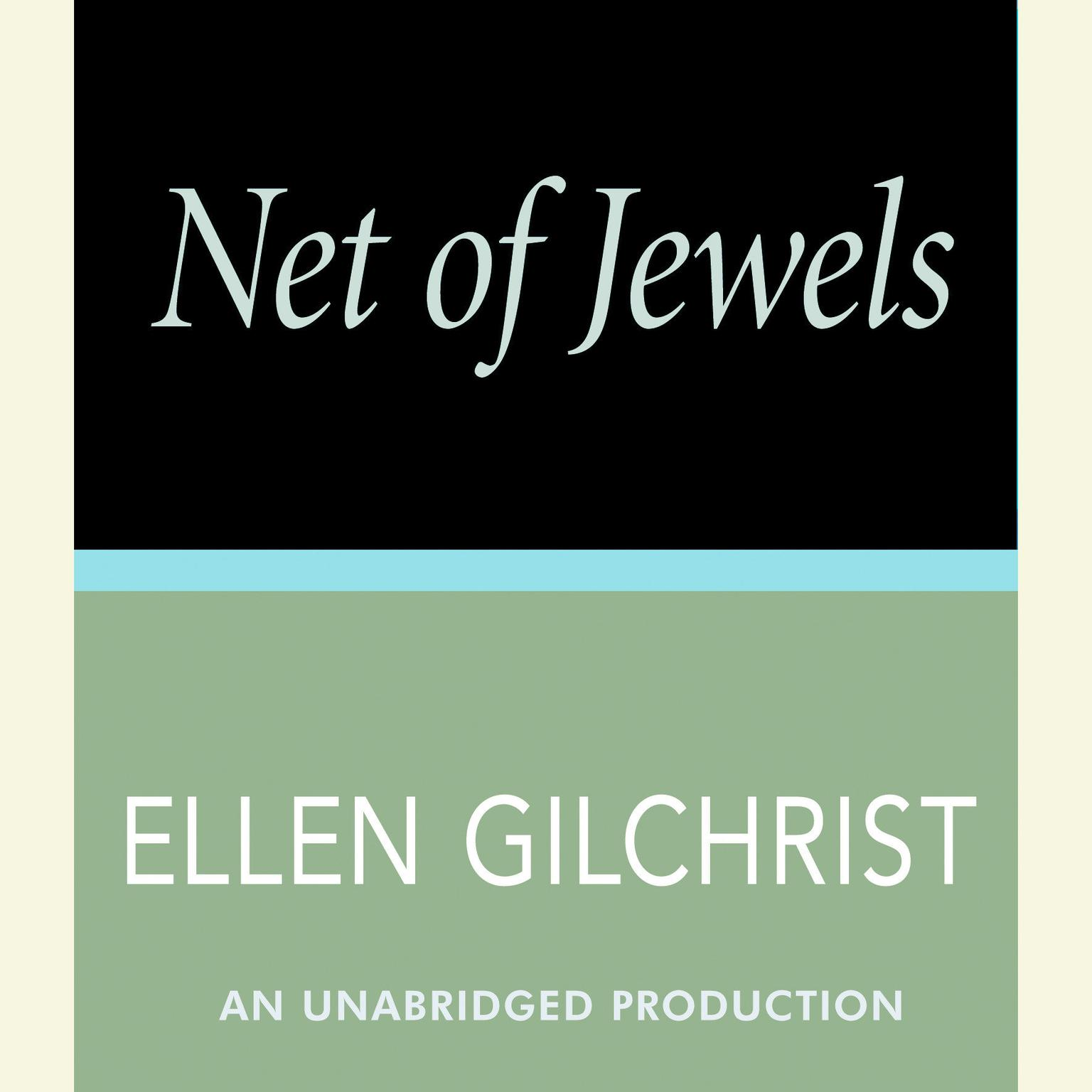 Printable Net of Jewels Audiobook Cover Art