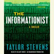 The Informationist: A Thriller, by Taylor Stevens