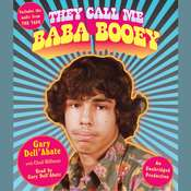 They Call Me Baba Booey Audiobook, by Gary Dell'Abate