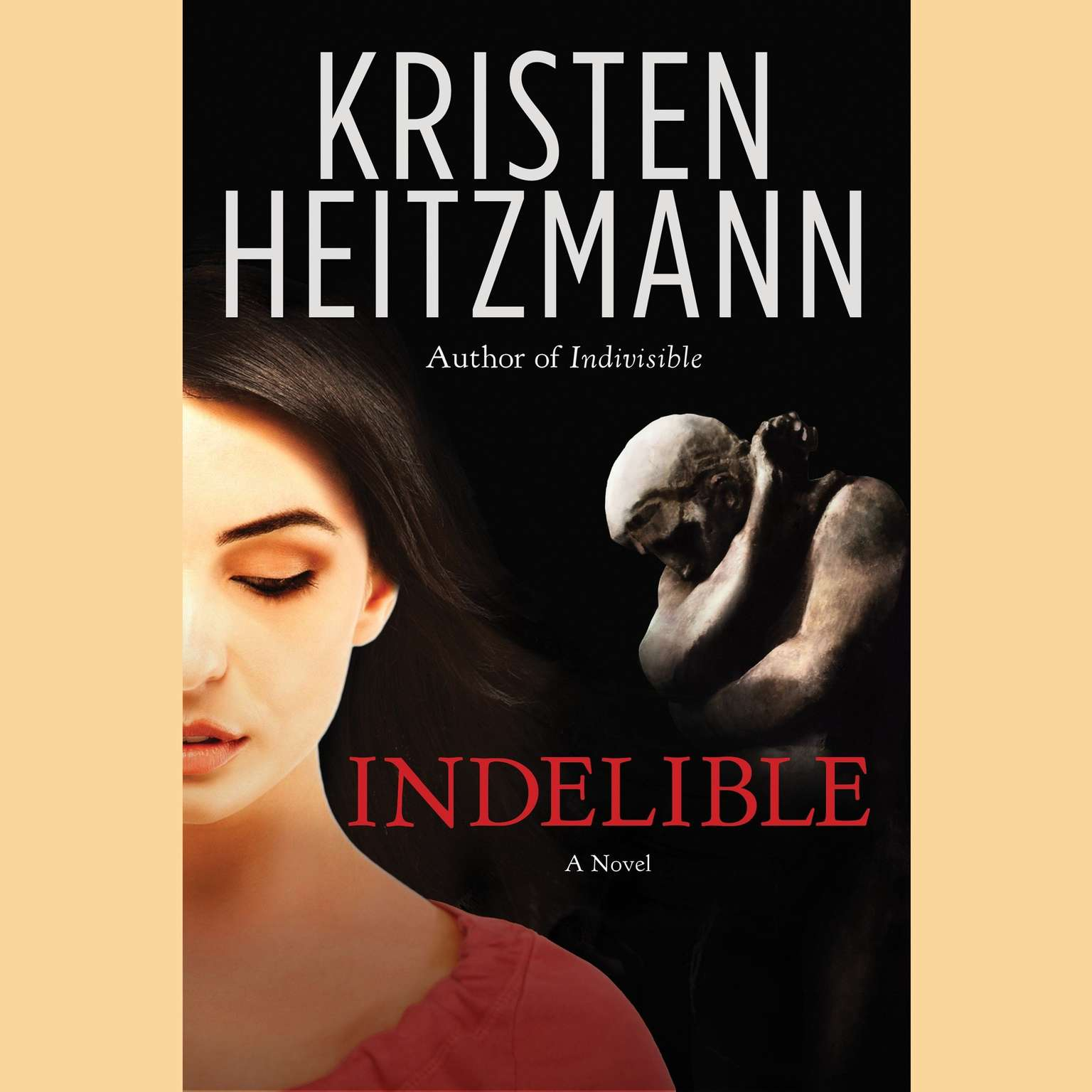 Printable Indelible Audiobook Cover Art