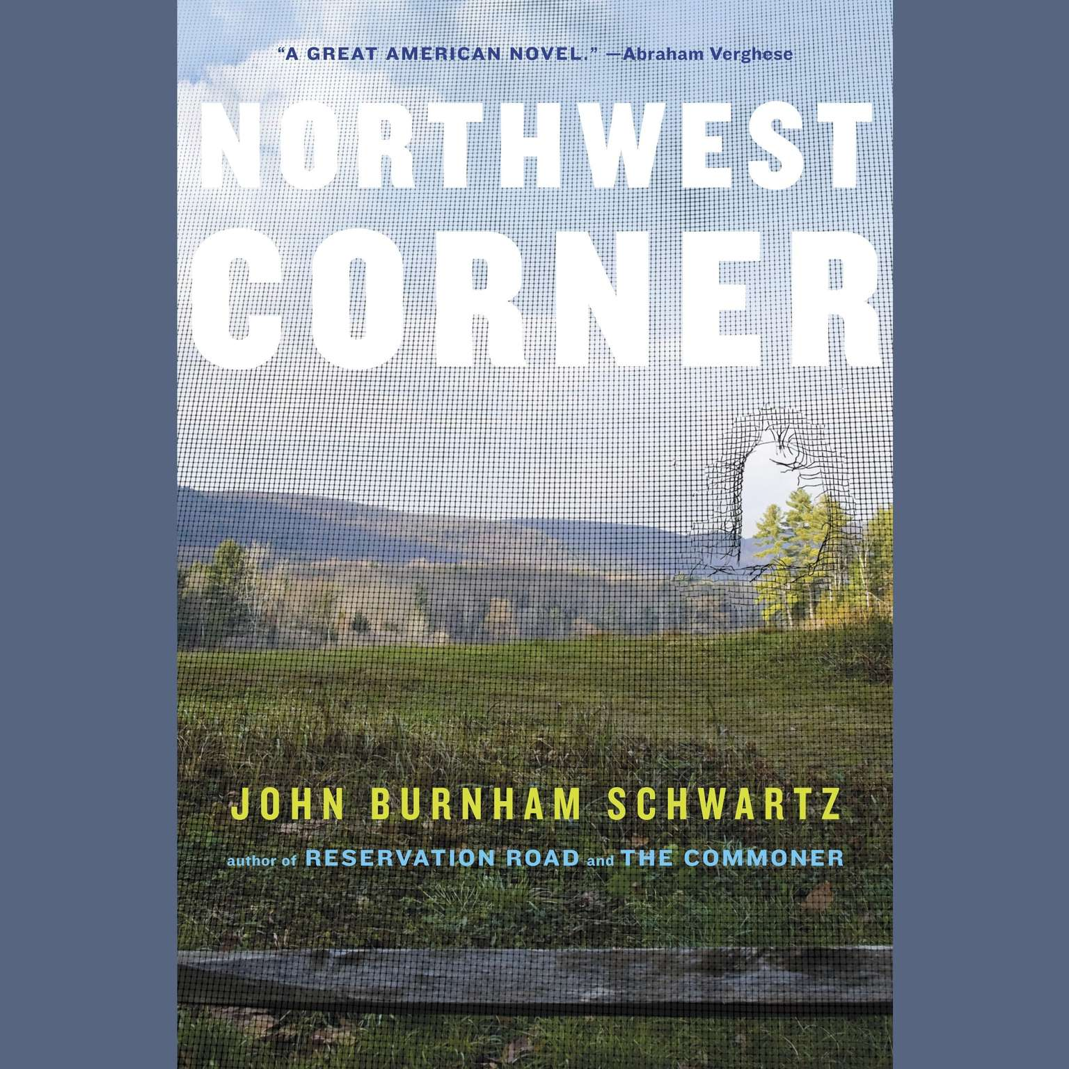 Printable Northwest Corner: A Novel Audiobook Cover Art