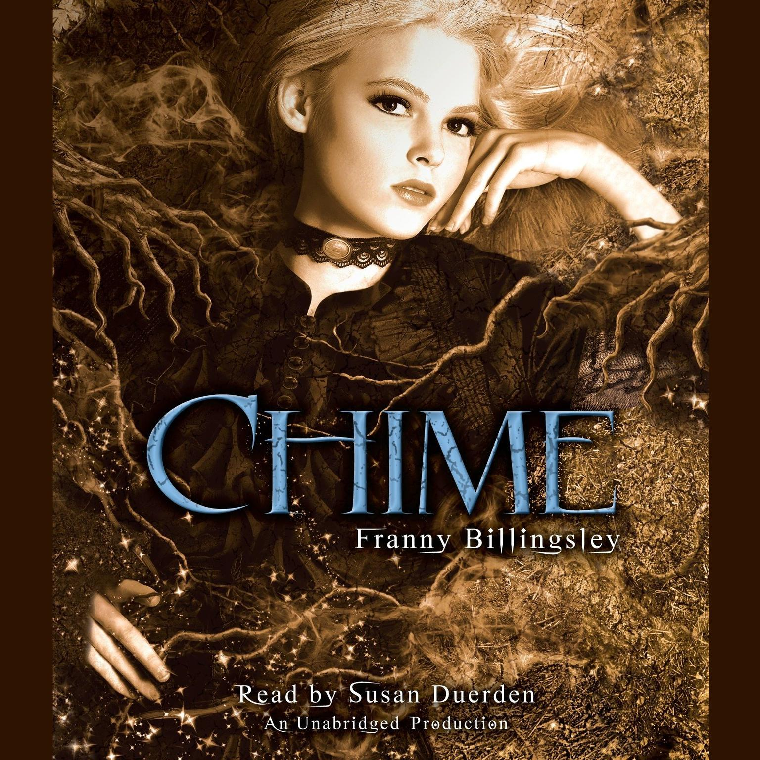 Printable Chime Audiobook Cover Art