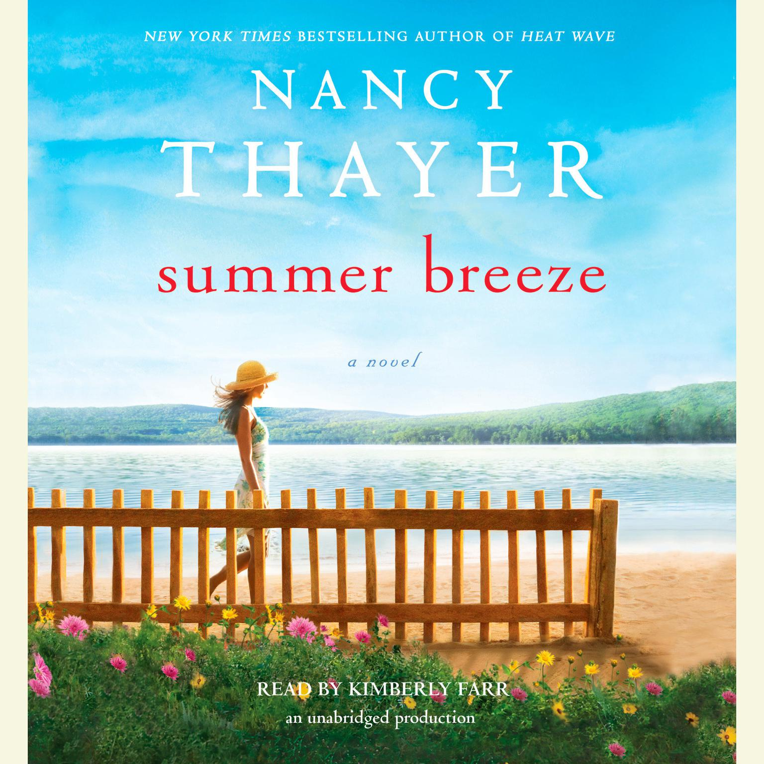 Printable Summer Breeze: A Novel Audiobook Cover Art