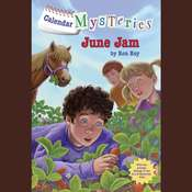 Calendar Mysteries #6: June Jam Audiobook, by Ron Roy