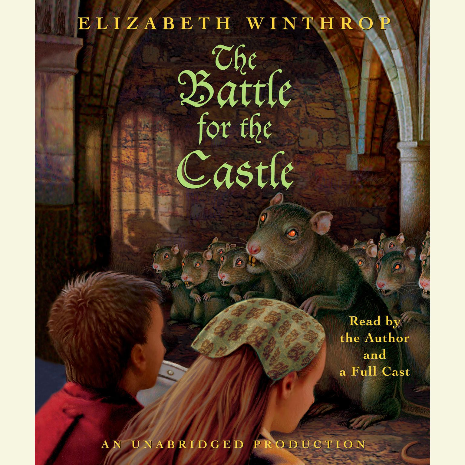 Printable The Battle for the Castle Audiobook Cover Art