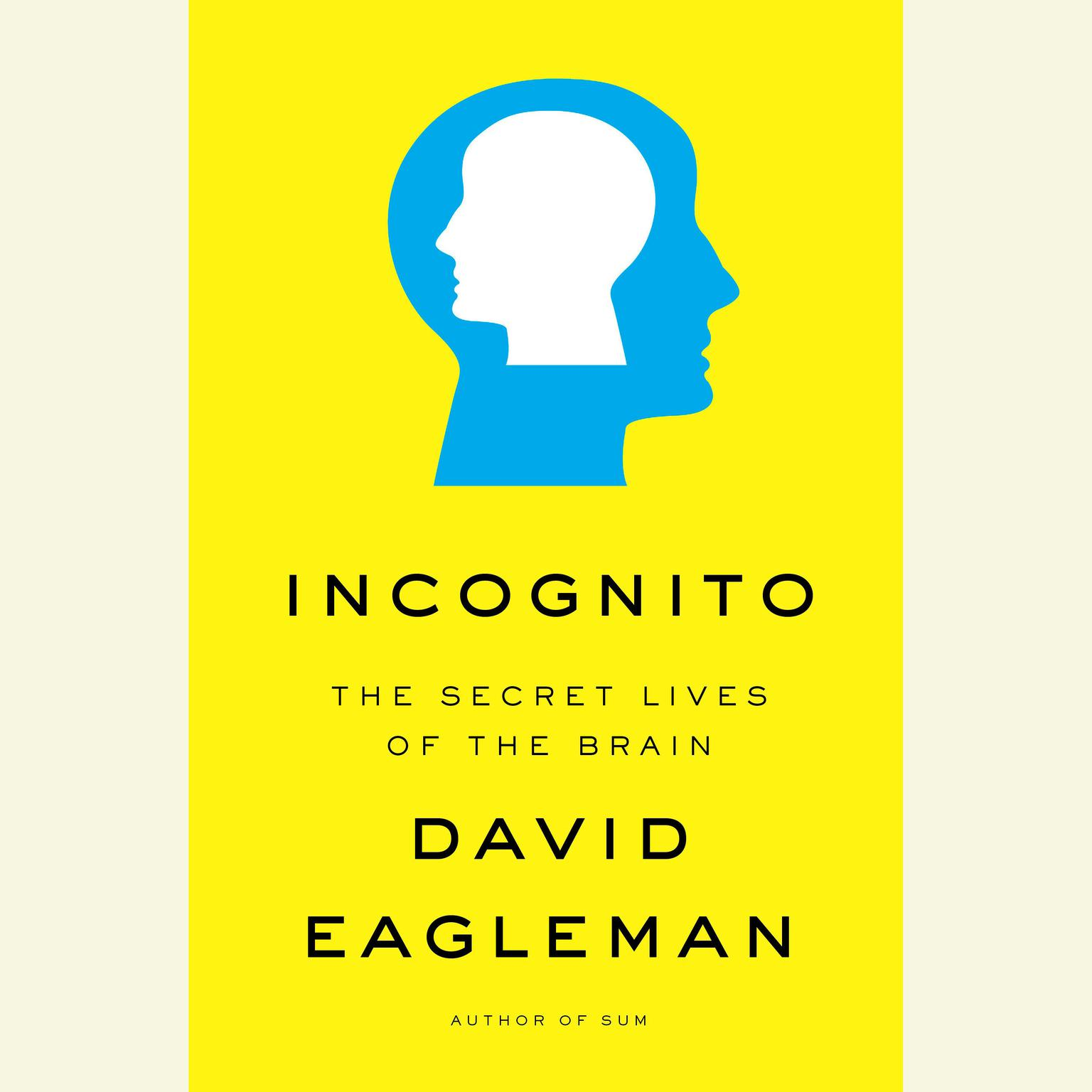 Printable Incognito: The Secret Lives of the Brain Audiobook Cover Art