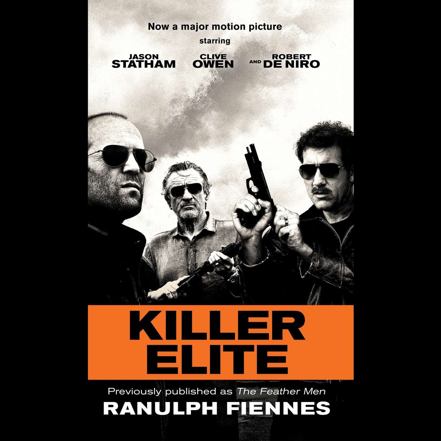 Printable Killer Elite: A Novel Audiobook Cover Art