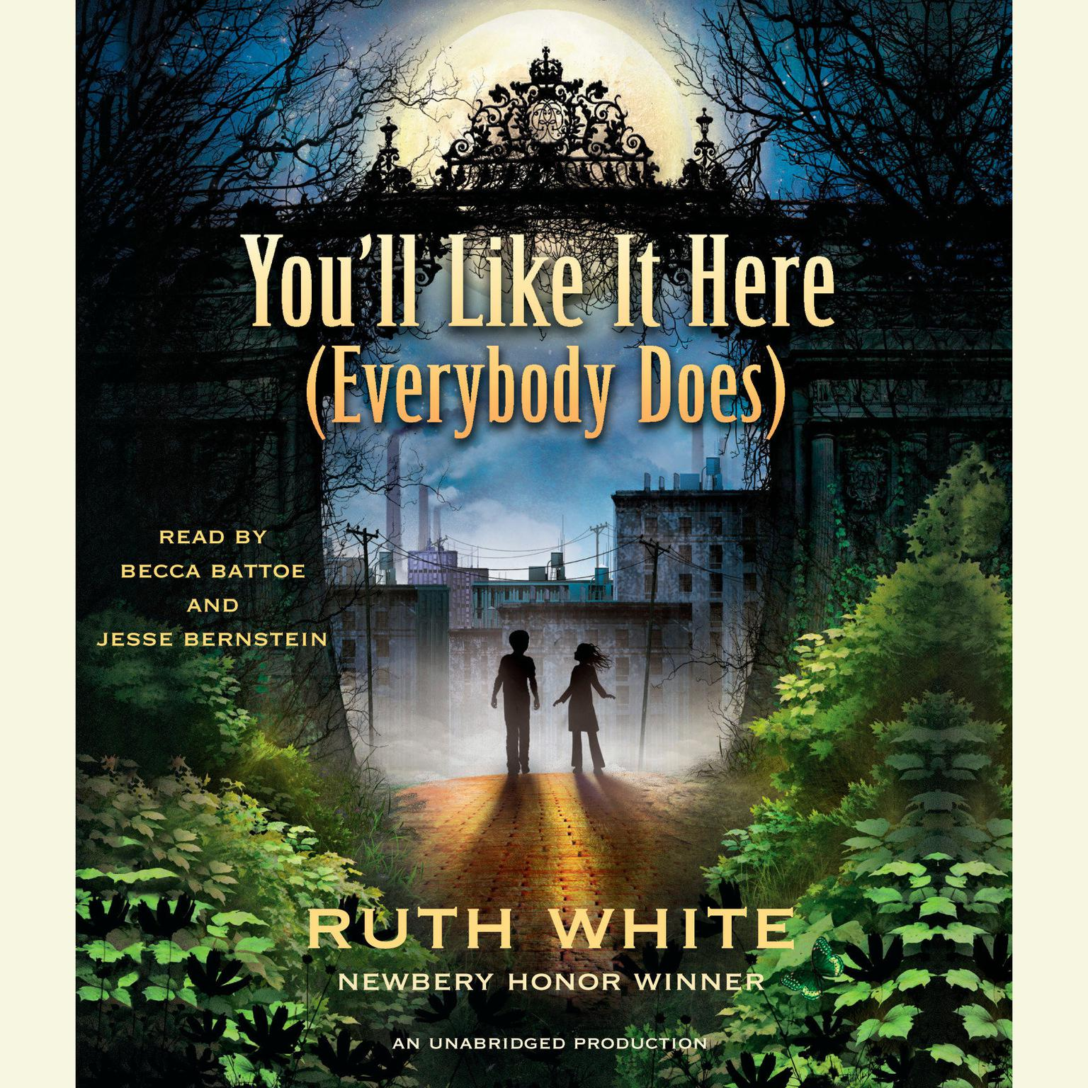 Printable You'll Like It Here (Everybody Does) Audiobook Cover Art