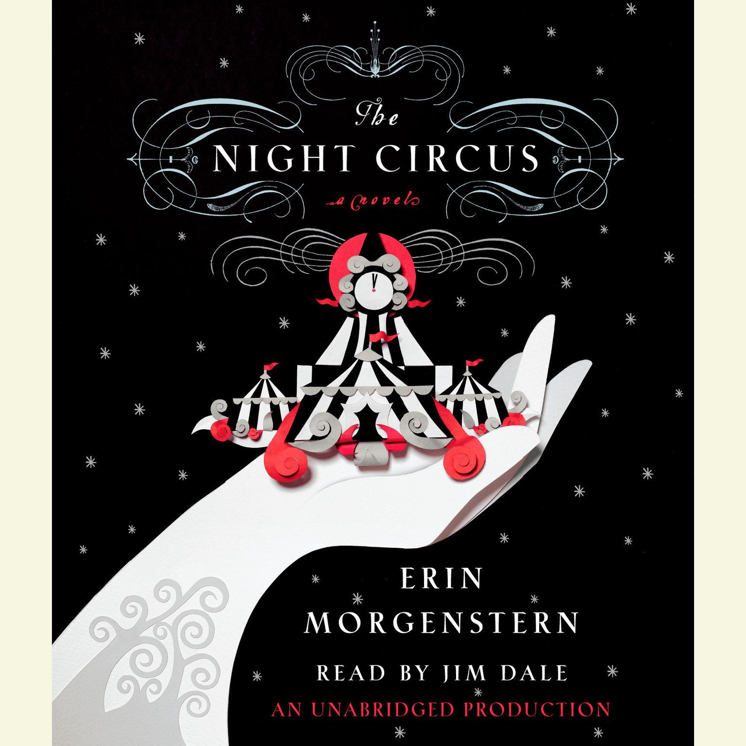 Printable The Night Circus Audiobook Cover Art
