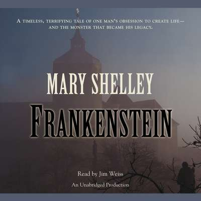 Frankenstein Audiobook, by Mary Shelley