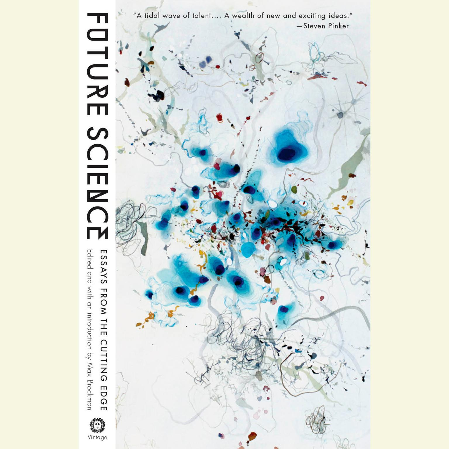 Printable Future Science: Essays from the Cutting Edge Audiobook Cover Art