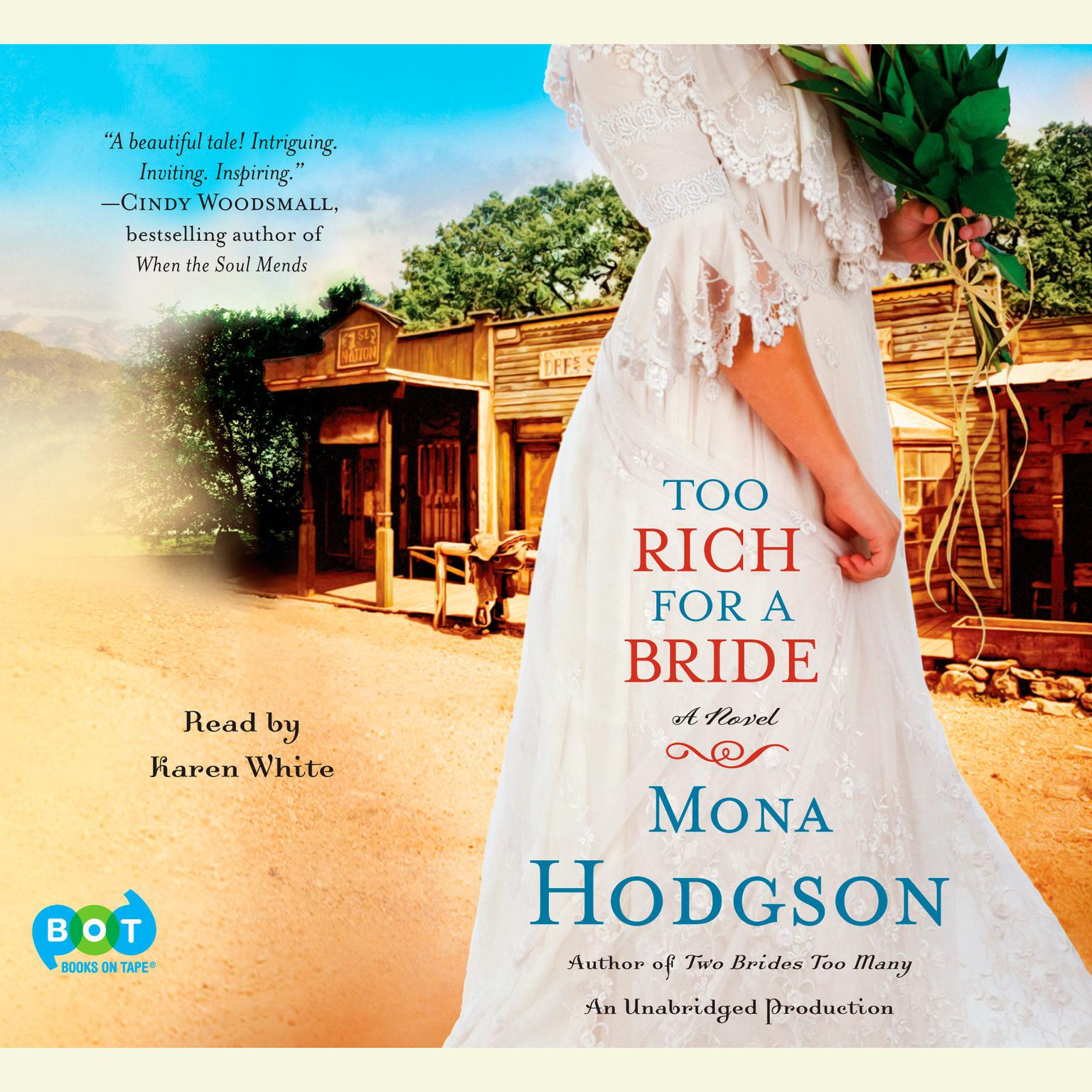 Printable Too Rich for a Bride: A Novel Audiobook Cover Art