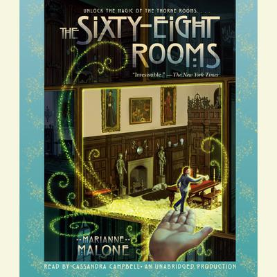 The Sixty-Eight Rooms Audiobook, by Marianne Malone