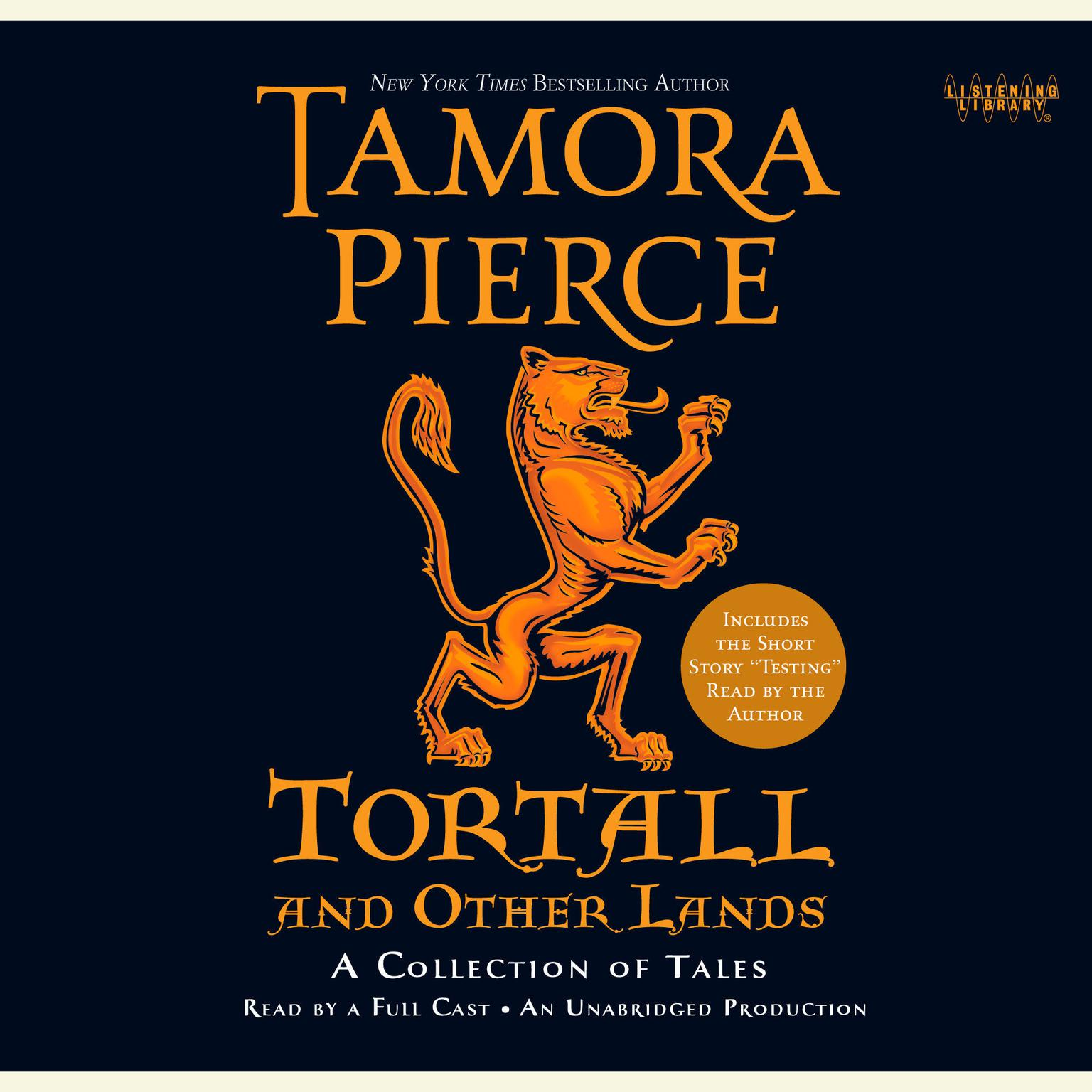 Printable Tortall and Other Lands: A Collection of Tales Audiobook Cover Art