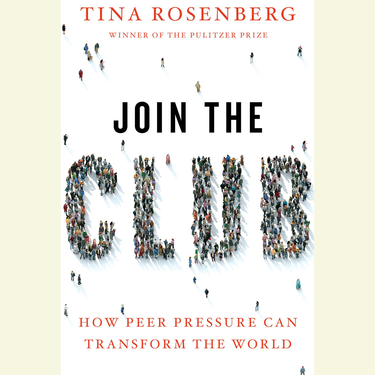 Printable Join the Club: How Peer Pressure Can Transform the World Audiobook Cover Art