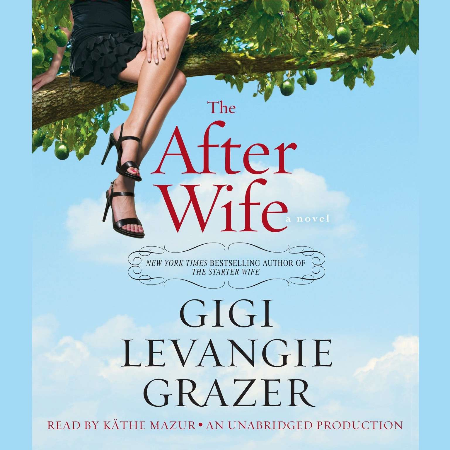 Printable The After Wife: A Novel Audiobook Cover Art