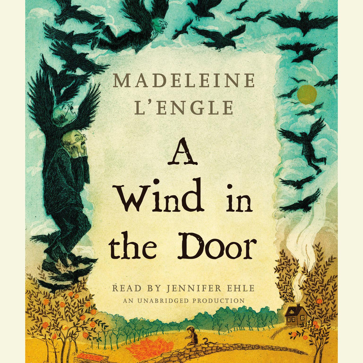 Printable A Wind in the Door Audiobook Cover Art