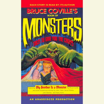 Bruce Covilles Book of Monsters: Tales to Give You the Creeps Audiobook, by Bruce Coville