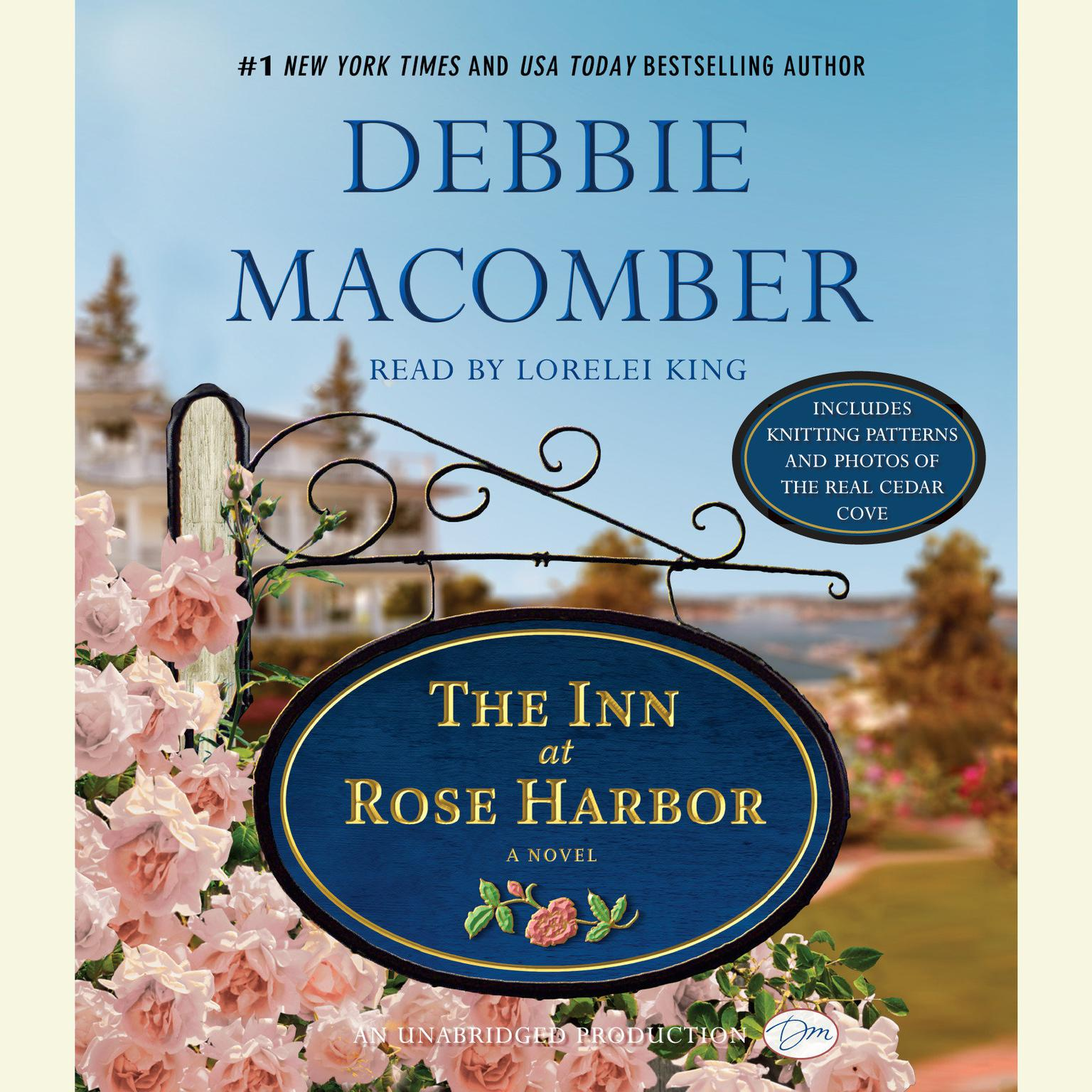 Printable The Inn at Rose Harbor: A Novel Audiobook Cover Art