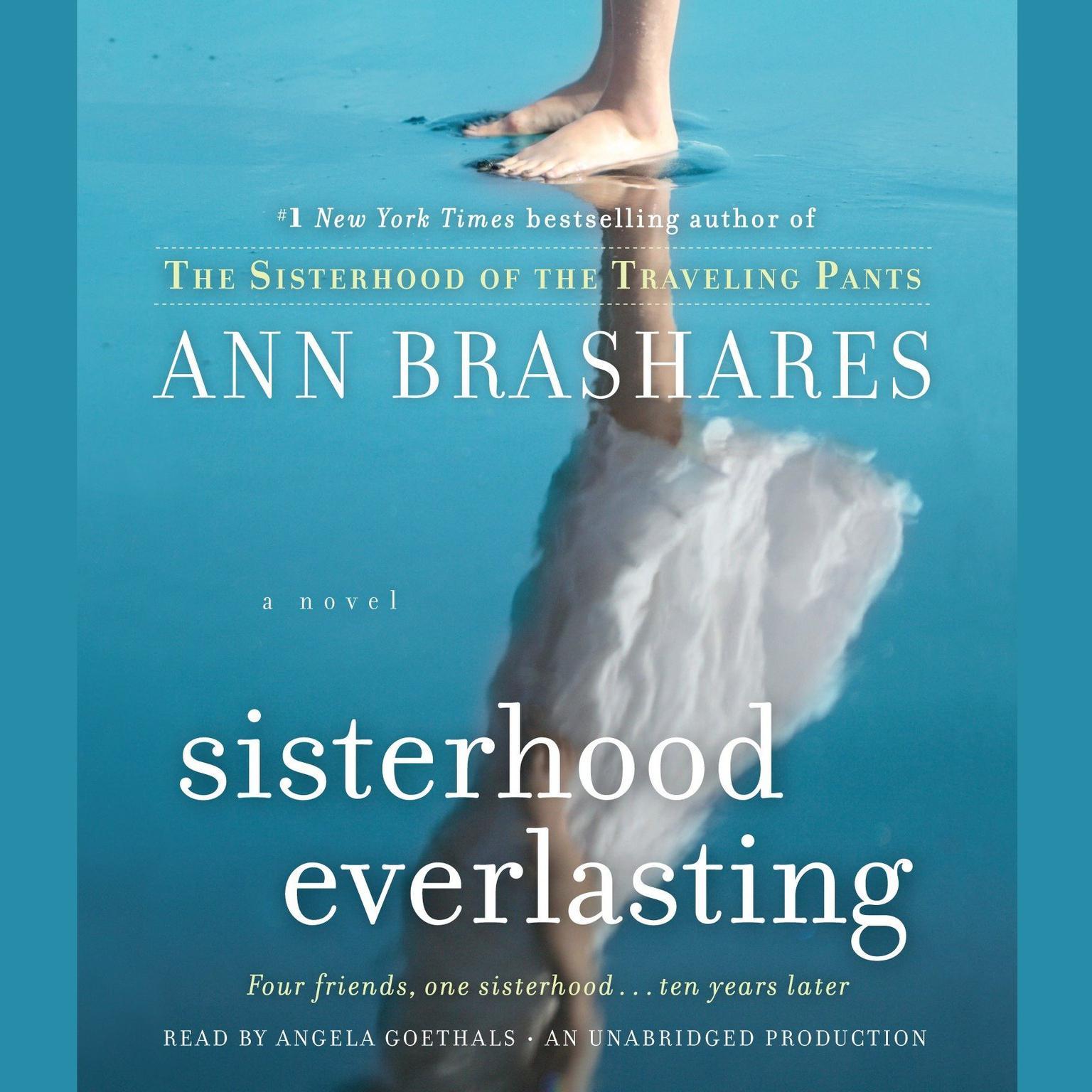 Printable Sisterhood Everlasting: A Novel Audiobook Cover Art