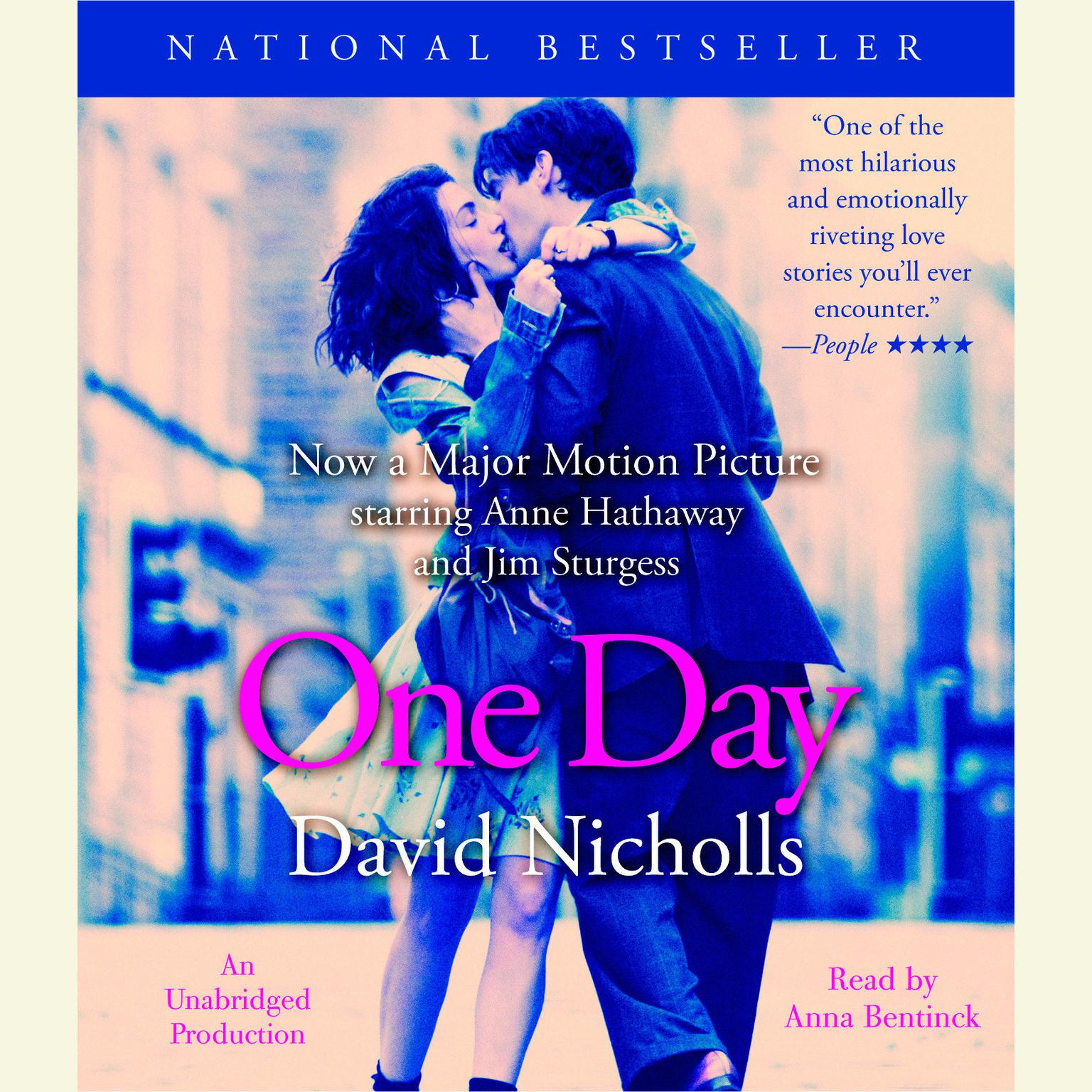 Printable One Day Audiobook Cover Art